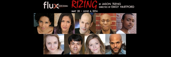 Rizing Cast and Creative Team Announced