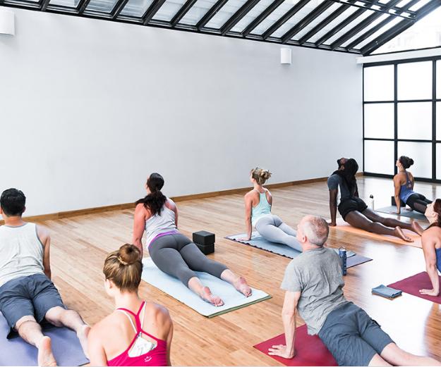 raffle yoga works