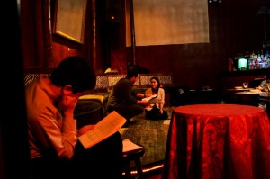 Isaiah Tanenbaum, Mike Mihm, Jennifer Somers Kipley in Johnna Adam's UNTRANSLATABLES
