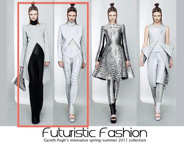 futuristic fashion for women wwwimgkidcom the image