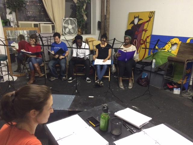 FoodSoul Rehearsal