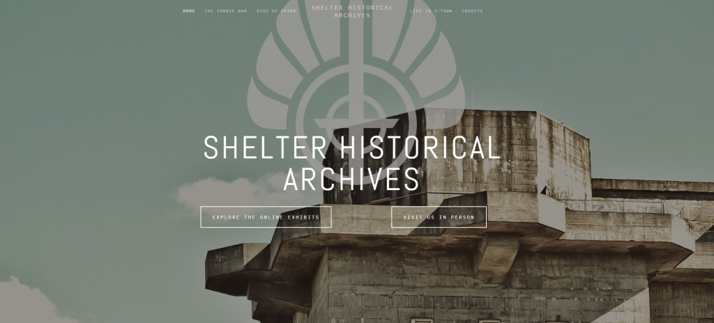 Shelter Historical Archives