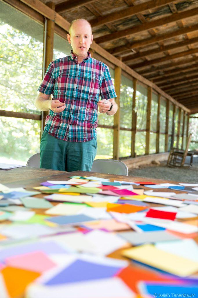 Interprative color theory