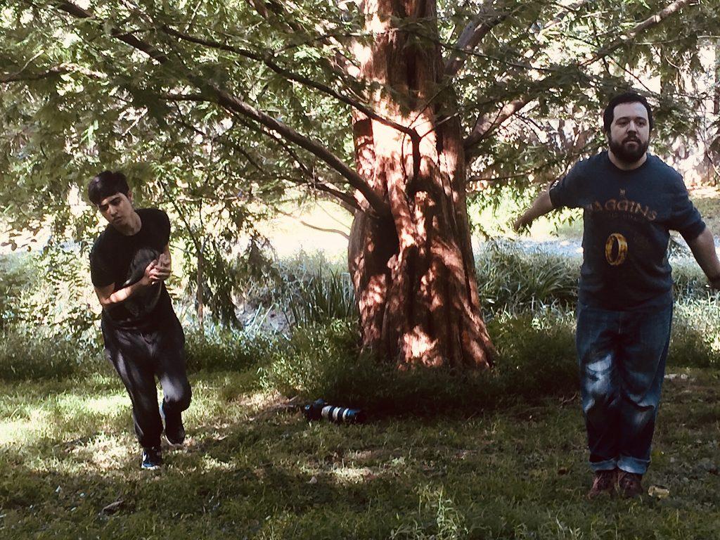 Isaiah and Neo