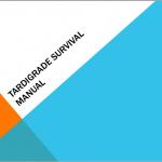Core Work 12.16.19: Tardigrade Survival Manual